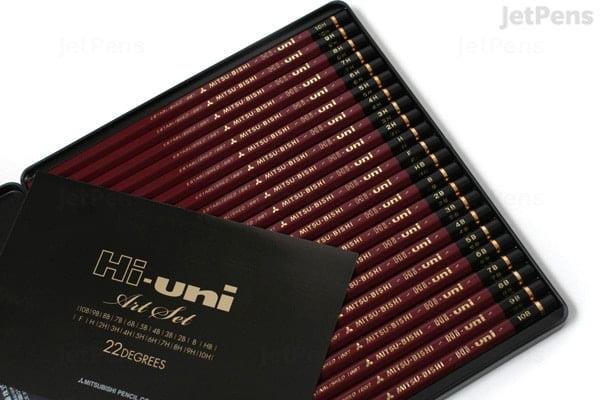 Hi-Uni Pencil Set