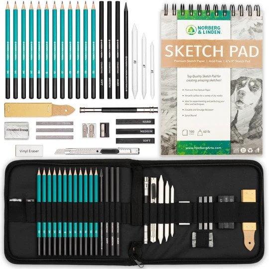 Norberg & Linden Pencil Set